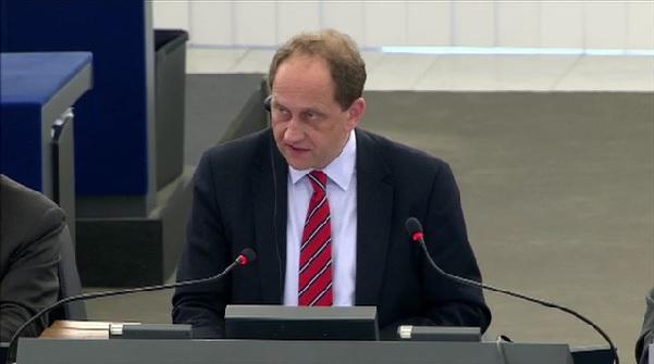 Alexander Graf Lambsdorff im Europaparlament © European Union