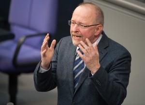 Axel Schäfer (SPD) / Foto: Lukas Schulze/dpa