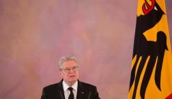 Nachfolger dringend gesucht: Bundespräsident Joachim Gauck / Foto: Kay Nietfeld/dpa