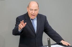 Linken-Fraktionschef Gregor Gysi / Foto: Wolfgang Kumm/dpa