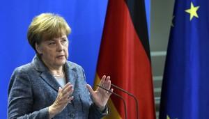 Bundeskanzlerin Angela Merkel / AFP PHOTO: TOBIAS SCHWARZ