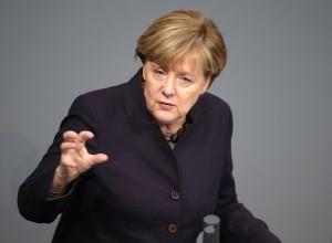 Bundeskanzlerin Angela Merkel (CDU) / Foto: Michael Kappeler/dpa