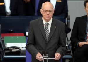 Bundestagspräsident Norbert Lammert / Foto: Britta Pedersen/dpa