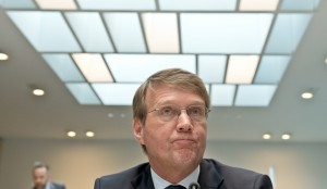 Der ehemalige Kanzleramtsminister Ronald Pofalla / picture alliance / dpa