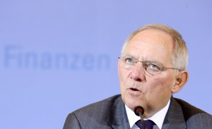 Bundesfinanzminister Schäuble / Foto: Kay Nietfeld/dpa