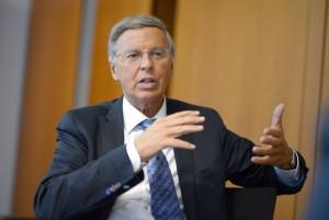 Wolfgang Bosbach (CDU) / Foto: Rainer Jensen/dpa