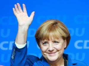 Bundeskanzlerin Angela Merkel / Foto: Michael Kappeler/dpa