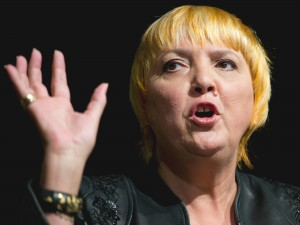 Claudia Roth Vizepräsidentin Deutscher Bundestag / Foto: dpa picture-alliance