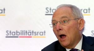 Wolfgang Schäuble (CDU) / Foto: Wolfgang Kumm/dpa