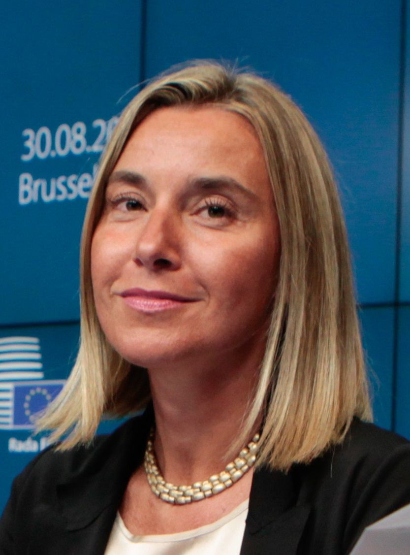 EU-Außenbeauftragte Federica Mogherini © European Union, 2014