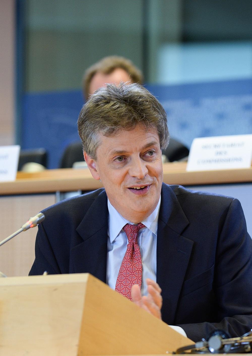 Besonders charmant: der Brite Jonathan Hill © European Union, 2014