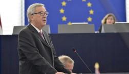 Jean-Claude Juncker bei der Vorstellung seines Investitionsplans im EU-Parlament © European Union, 2014