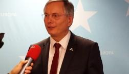 Der Österreichische Bundesverkehrsminister Alois Stöger. Foto: Thomas Otto