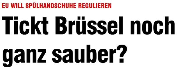 Aufreger-Überschrift auf bild.de. Quelle: bild.de