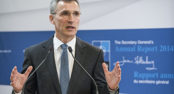 Nun ein Jahr im Amt: Nato-Generalsekretär Jens Stoltenberg © Nato 2015