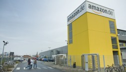 Amazon-Versandzentrum in Leipzig © Amazon