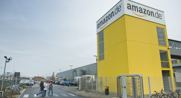 amazon versandzentrum deutschland