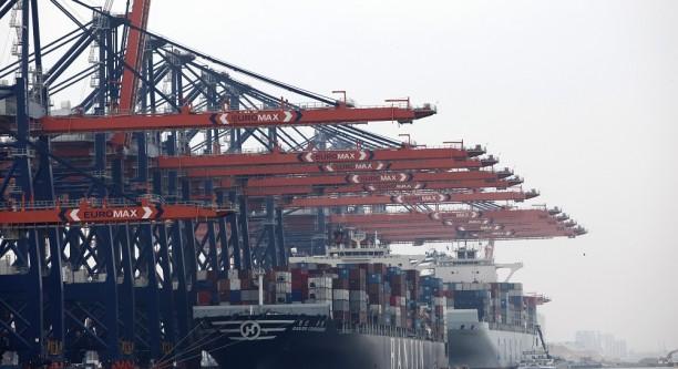 Wird TTIP den Handel zwischen EU und USA ankurbeln? Hafen Rotterdam ©European Union 2011 EP/PE