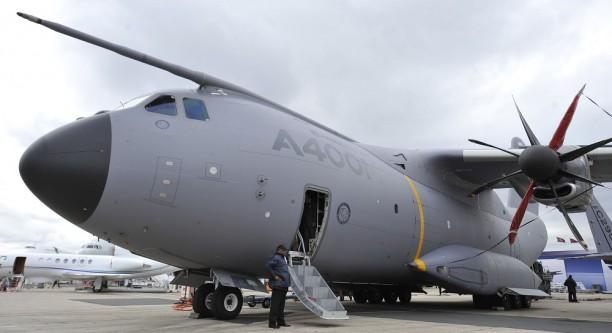 Airbus A400M © European Union 2011