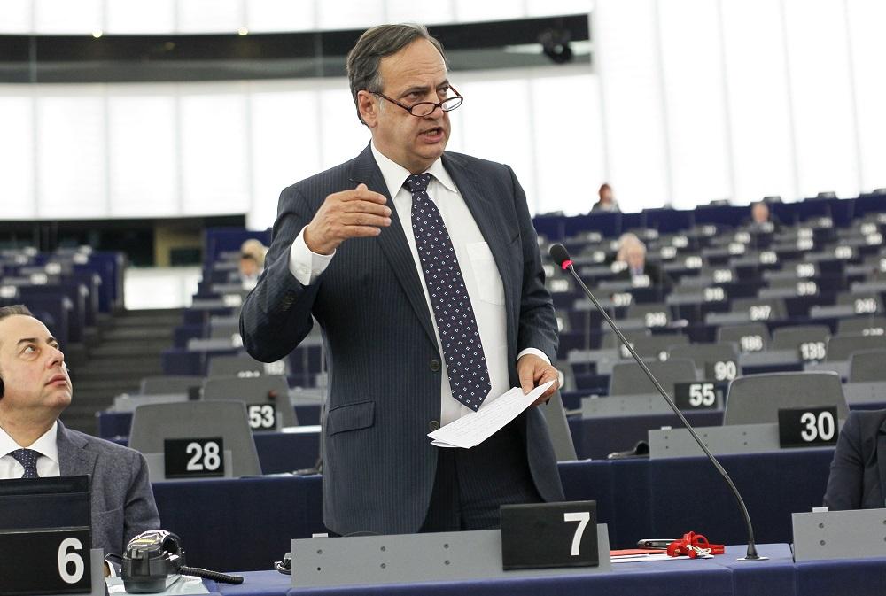 Europaabgeordneter Knut Fleckenstein (SPD) © European Union 2015 EP