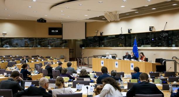 TAXE-Sonderausschuss zur Steuervermeidung © European Union 2015 - Source EP