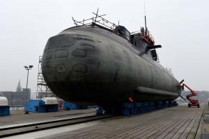 Deutsches U-34 / Foto: Carsten Rehder/dpa