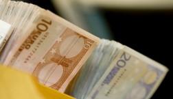 Euro-Banknoten © European Union 2011 PE-EP