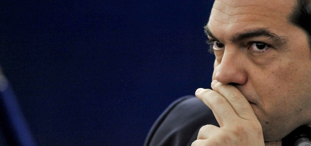Alexis Tsipras im Europaparlament © European Union 2015 - Source : EP