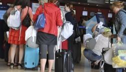 An Flughäfen gibt es bereits beschleunigte Asylverfahren, bei denen Flüchtlinge die Transitzone nicht verlassen dürfen © European Union 2011 PE-EP