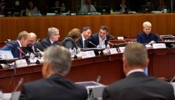 Staats- und Regierungschefs beim Sondergipfel im September © European Union