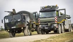 Soldaten des Eurocorps bei einer Übung © European Union 2014 - Source EP