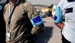 Frontex-Beamte im Hotspot auf Lesbos, Griechenland © European Union, 2015