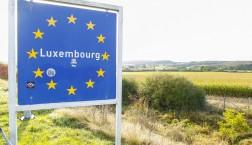 Die Schengen-Binnengrenze zwischen Belgien und Luxemburg © European Union 2012 - EP