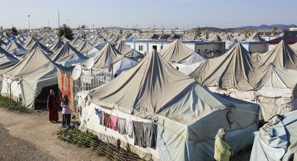 Flüchtlingslager Osmaniye Cevdetiye in der Türkei © European Union 2016