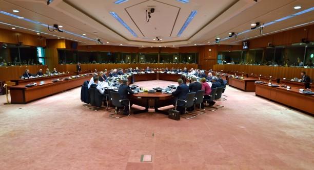 Die Staats- und Regierungschefs beim Gipfel in Brüssel © The European Union