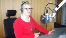 Nadine Lindner / Foto: Ansgar Rossi Deutschlandradio