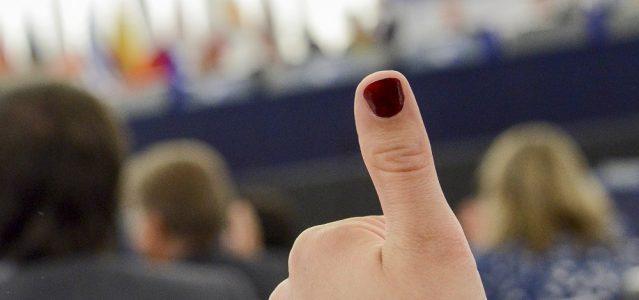 Daumen hoch für den Brexit! © European Union 2015 - source: EP