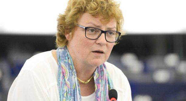 Berichterstatterin Monika Hohlmeier (CSU) © European Union 2016 - Source: EP