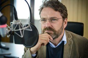 Stephan Detjen Chefkorrespondent im Deutschlandradio – Hauptstadtstudio / Foto: Bettina Straub Deutschlandradio