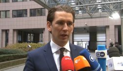 Österreichs Außenminister Sebastian Kurz © European Union 2016