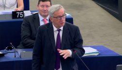 Jean-Claude Juncker im Europäischen Parlament © European Union 2017